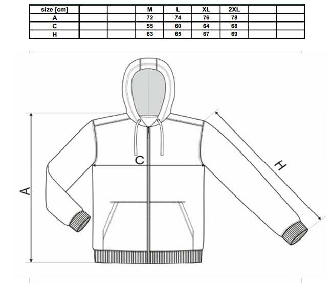 velikostni-tabulka-mik zip s kapuci2